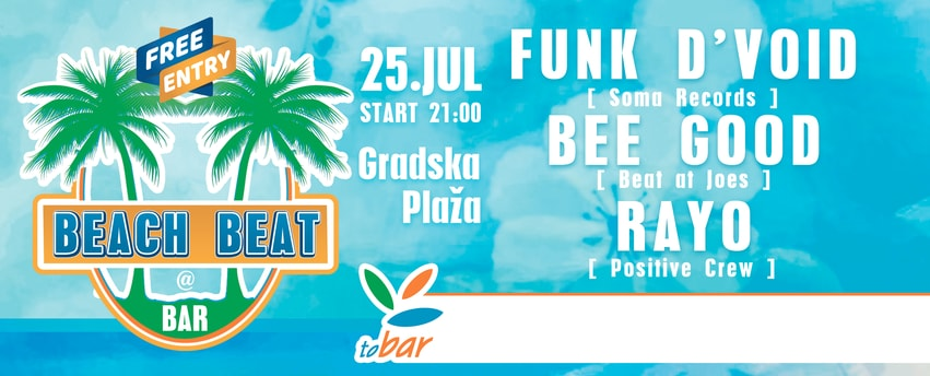 BEACH BEAT BAR